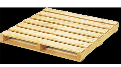 プラスチックパレット / 木製パレット